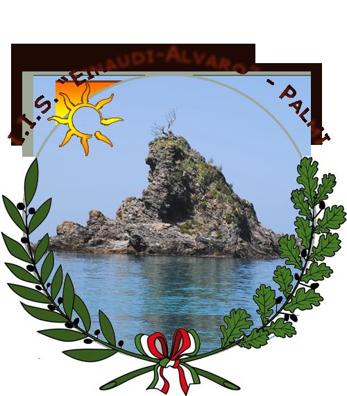 Logo Einaudi Alvaro Palmi