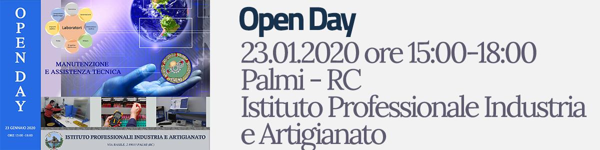 Open Day IPIA