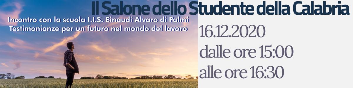 Il Salone dello Studente della Calabria